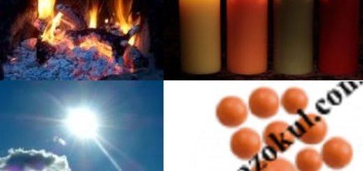 Işık Nedir, Doğal ve Yapay Işık Kaynakları Nelerdir?